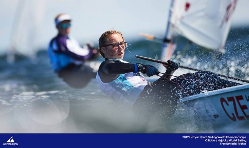 Youth Sailing World Championships je u konce
